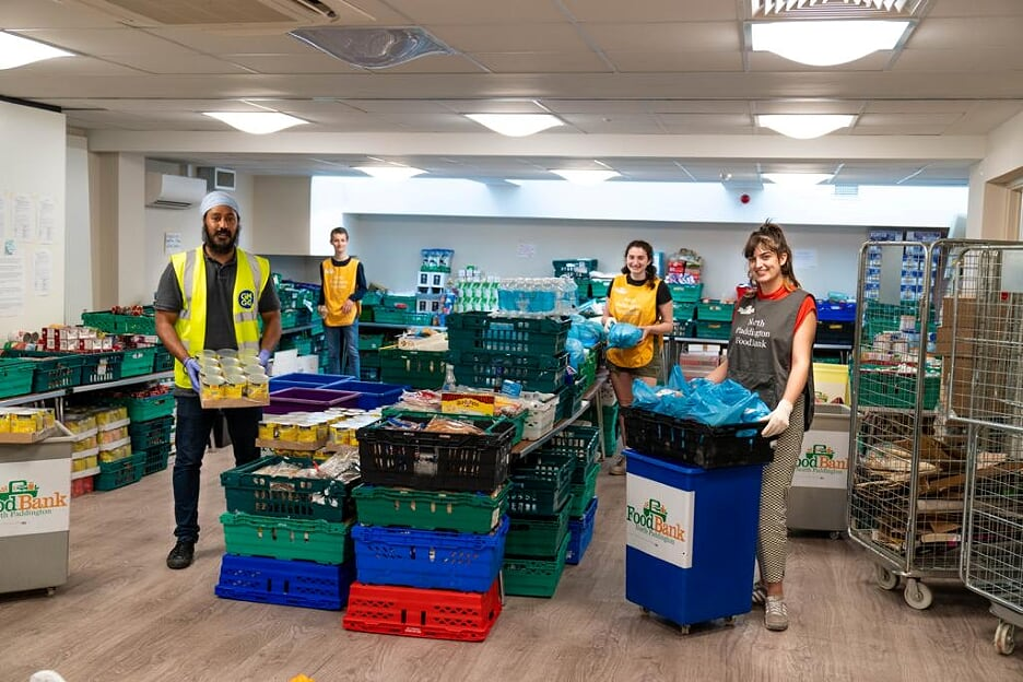 North Paddington <br> Food Bank